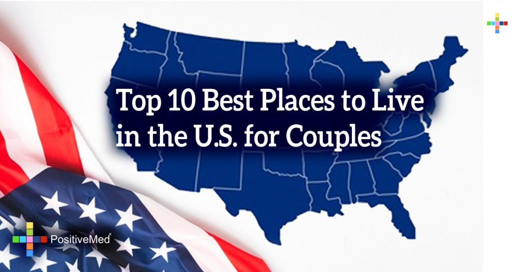 Top 10 Best Places to Live in the U.S. for Couples
