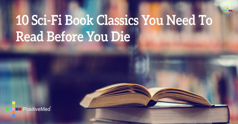 10 Sci-Fi Book Classics You Need To Read Before You Die