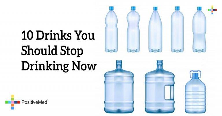 Woman Drinks Three Liters of Water Everyday