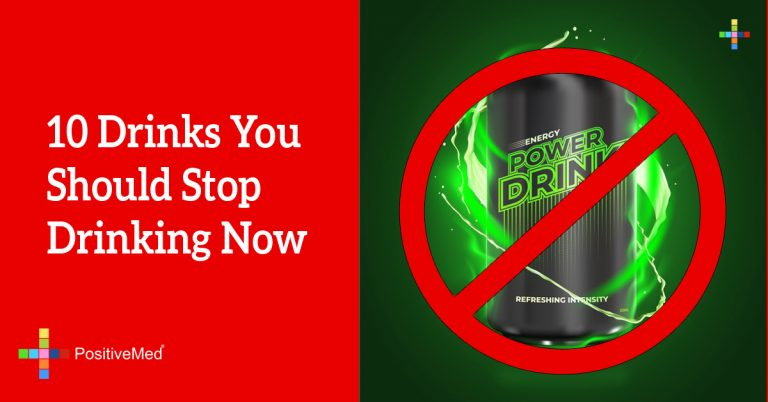10 Drinks You Should Stop Drinking Now