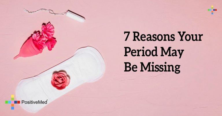 7 Reasons Your Period May Be Missing