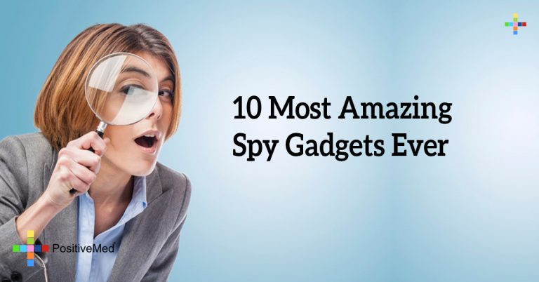 10 Most Amazing Spy Gadgets Ever