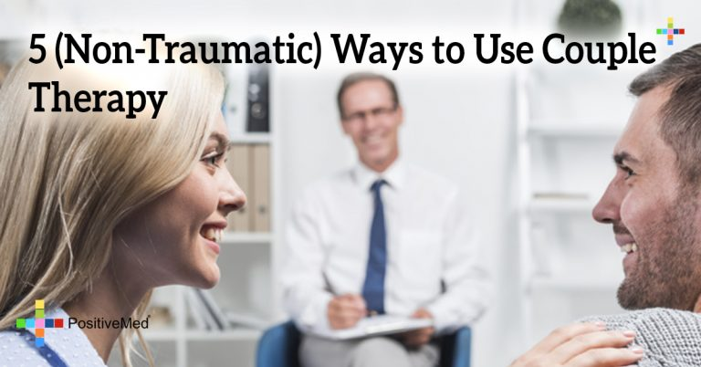 5 (Non-Traumatic) Ways to Use Couple Therapy