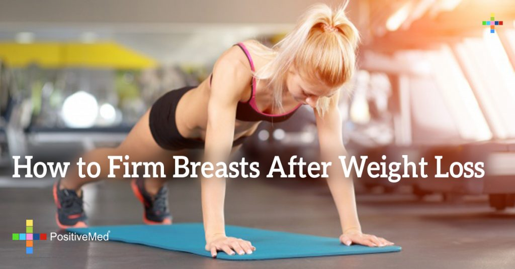 How to Firm Breasts After Weight Loss