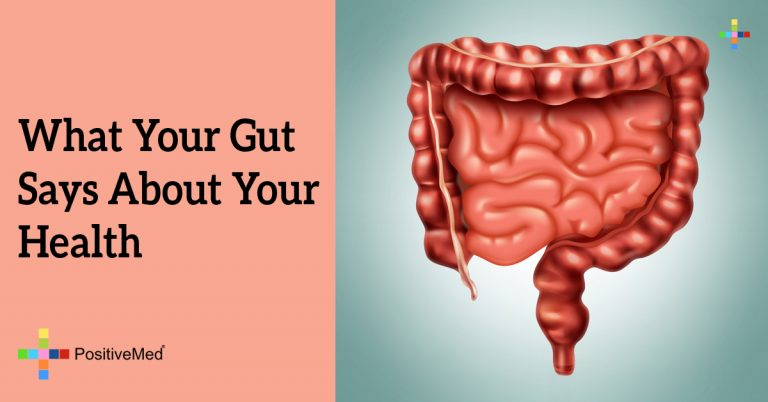 What Your Gut Says About Your Health