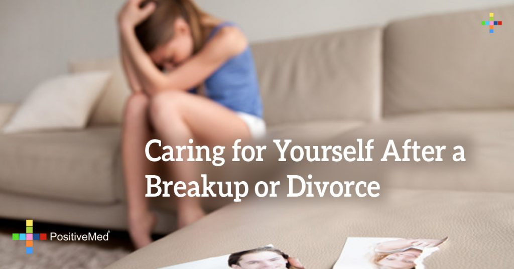 Caring for Yourself After a Breakup or Divorce
