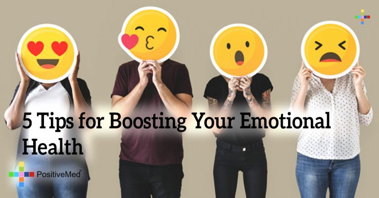 5 Tips for Boosting Your Emotional Health