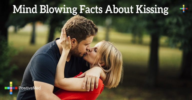 Mind Blowing Facts About Kissing