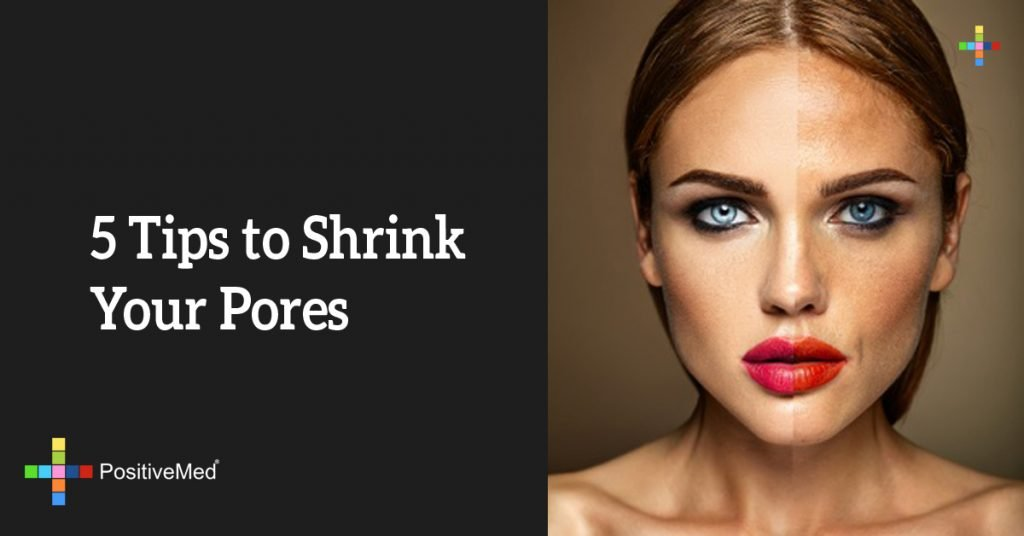 5 Tips to Shrink Your Pores