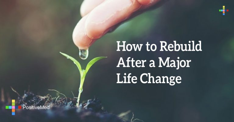 How to Rebuild After a Major Life Change