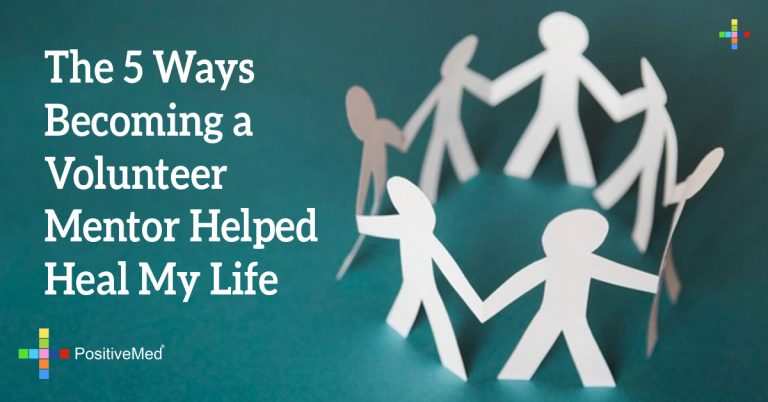 The 5 Ways Becoming a Volunteer Mentor Helped Heal My Life