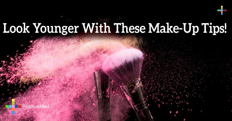 Look Younger With These Make-Up Tips!