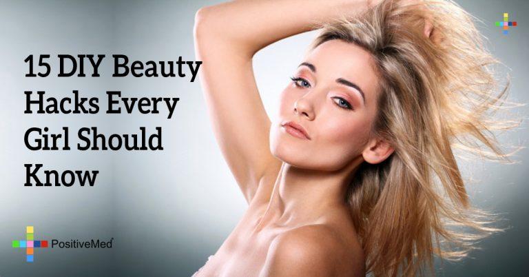 15 DIY Beauty Hacks Every Girl Should Know