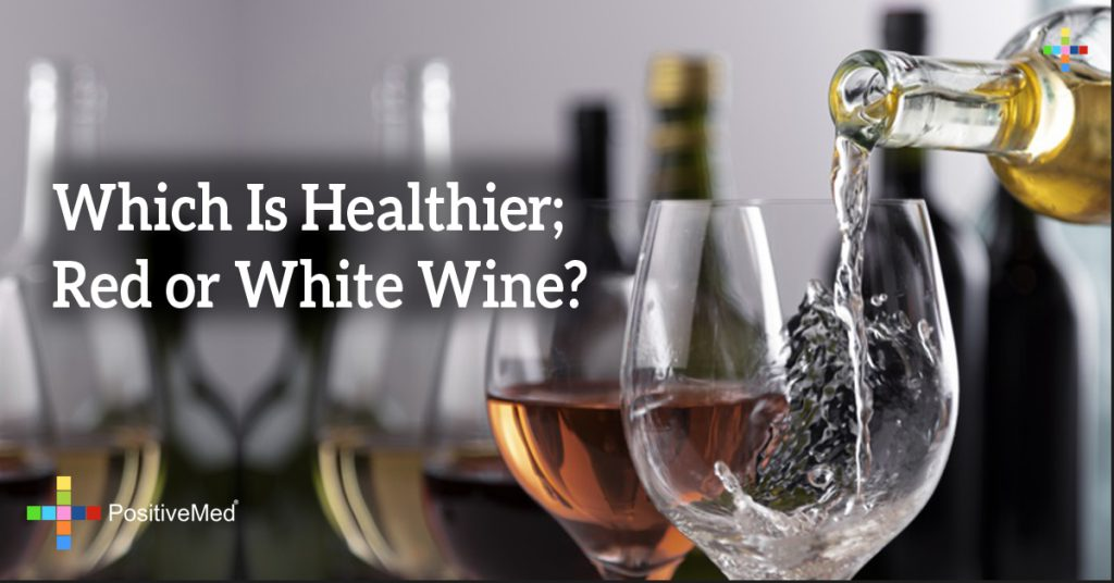 Which Is Healthier; Red or White Wine?