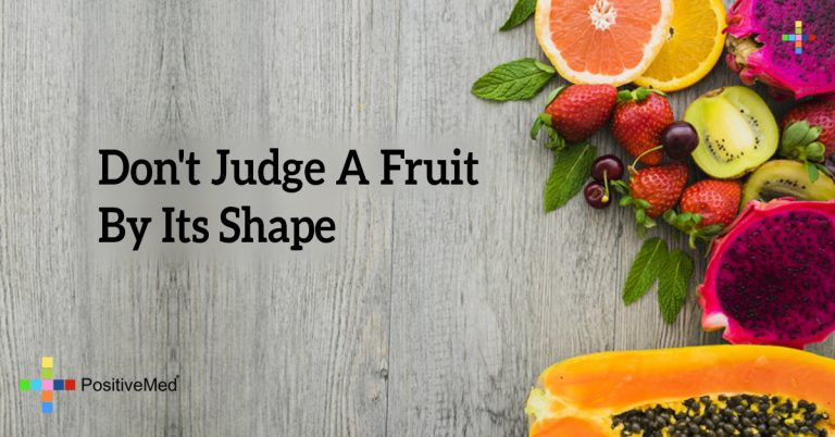 Don't Judge A Fruit By Its Shape