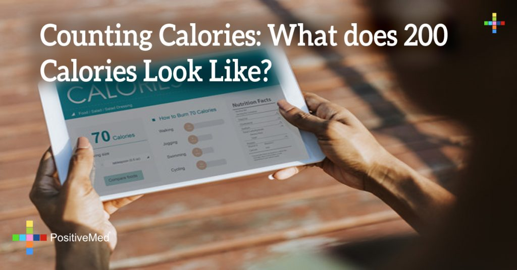 Counting Calories: What does 200 Calories Look Like?