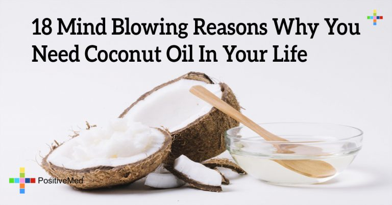 18 Mind Blowing Reasons Why You Need Coconut Oil In Your Life