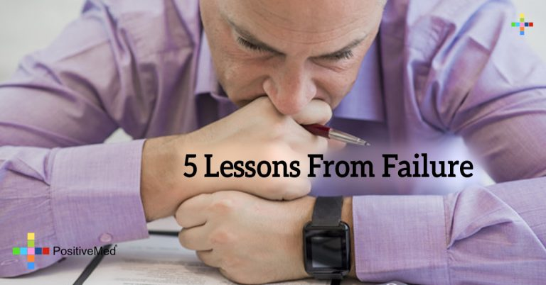5 Lessons From Failure