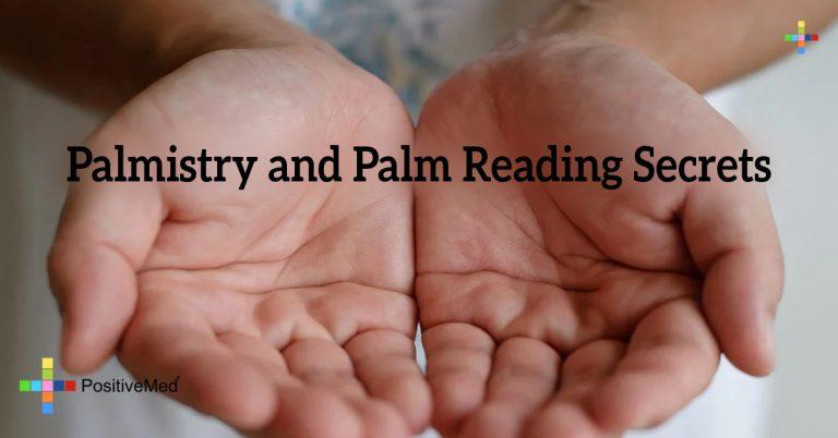 Palmistry and Palm Reading Secrets