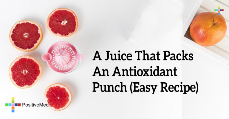 A Juice That Packs An Antioxidant Punch (Easy Recipe)