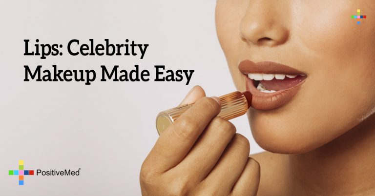 Lips: Celebrity Makeup Made Easy