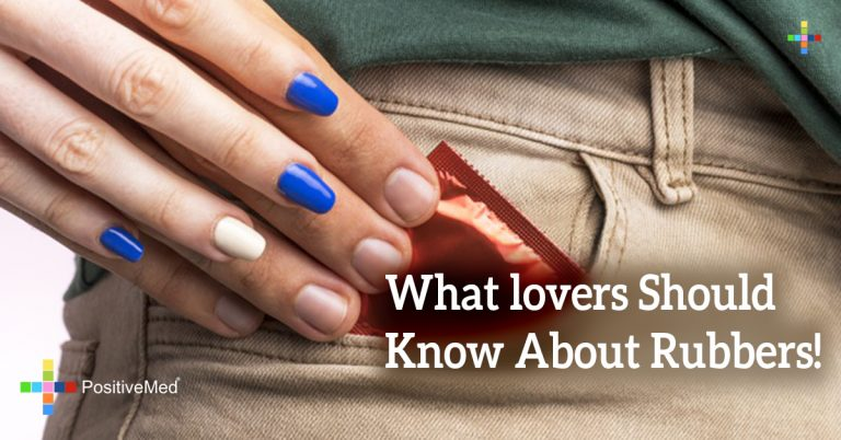 What lovers Should Know About Rubbers!