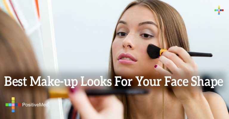Best Make-up Looks For Your Face Shape