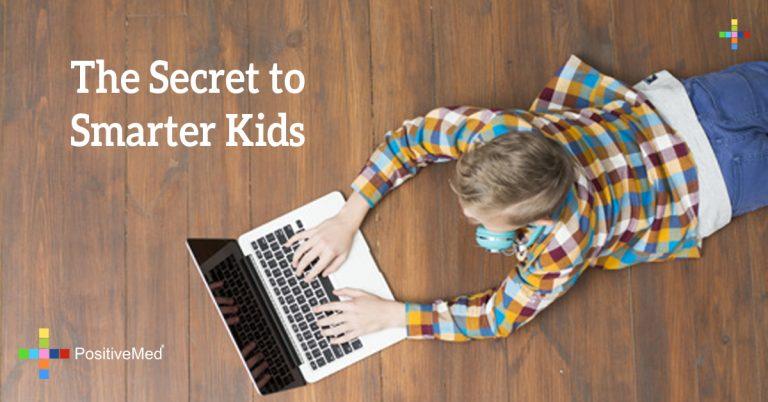The Secret to Smarter Kids