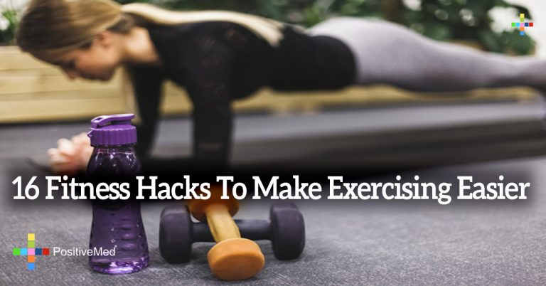 16 Fitness Hacks To Make Exercising Easier
