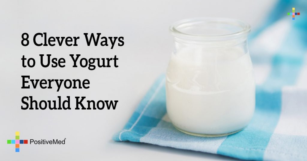 8 Clever Ways to Use Yogurt Everyone Should Know
