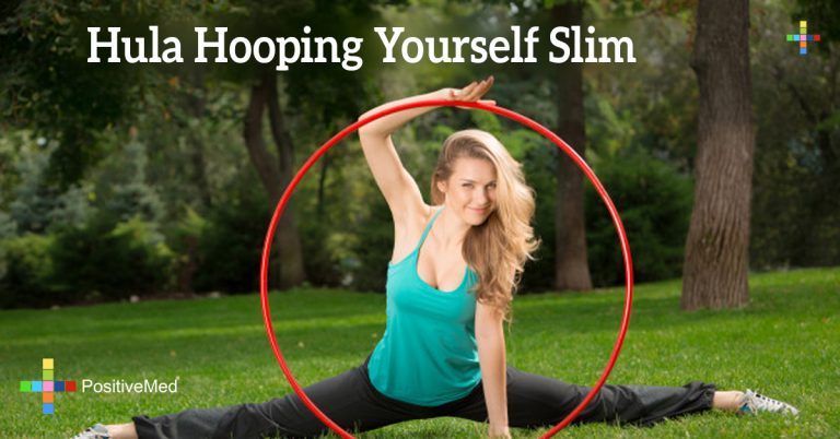 Hula Hooping Yourself Slim