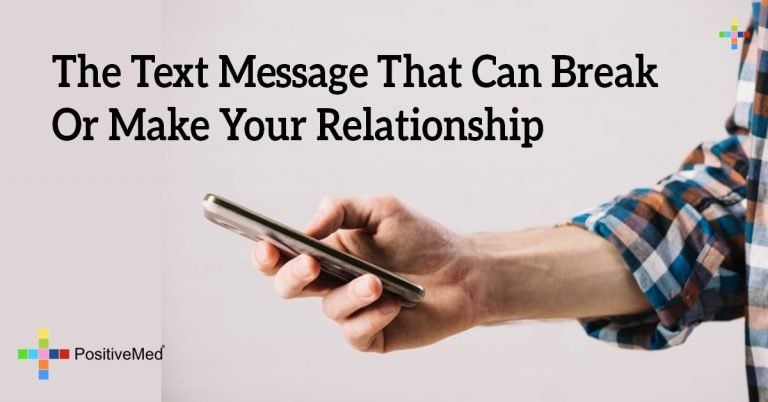The Text Message That Can Break Or Make Your Relationship