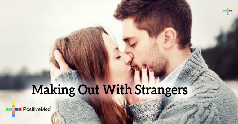 Making Out With Strangers