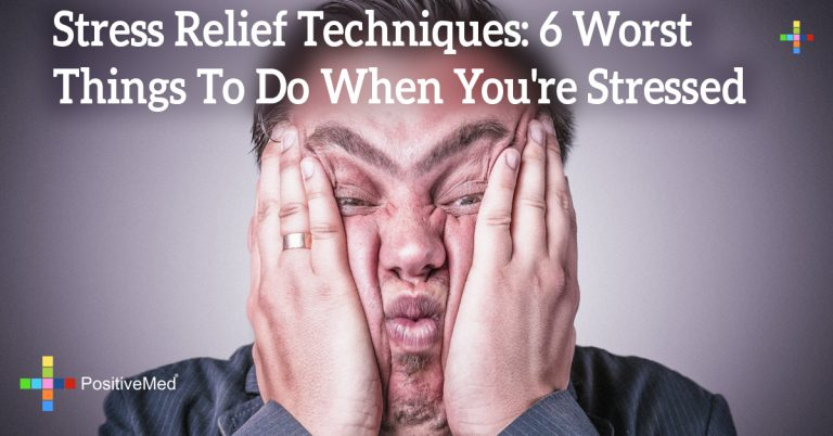 Stress Relief Techniques: 6 Worst Things To Do When You're Stressed