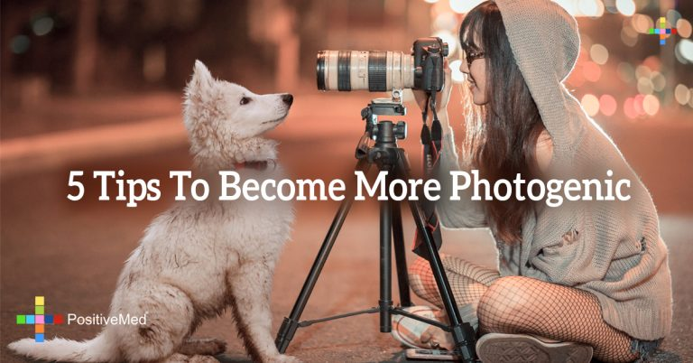 5 Tips To Become More Photogenic