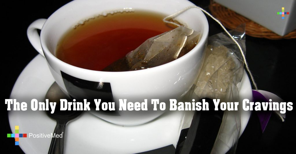 The Only Drink You Need To Banish Your Cravings