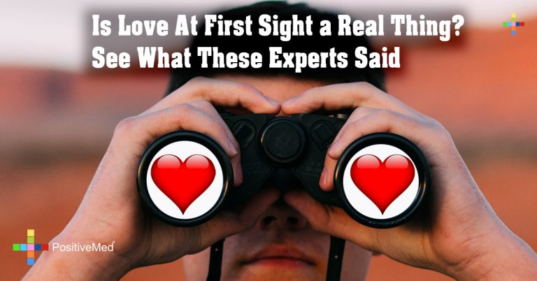 Is Love At First Sight a Real Thing? See What These Experts Said
