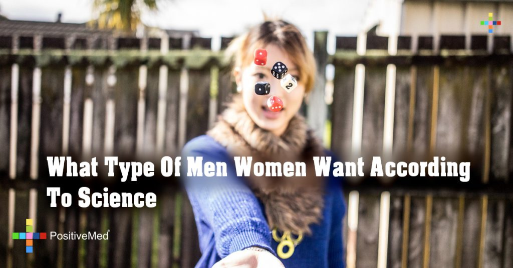 What Type Of Men Women Want According To Science