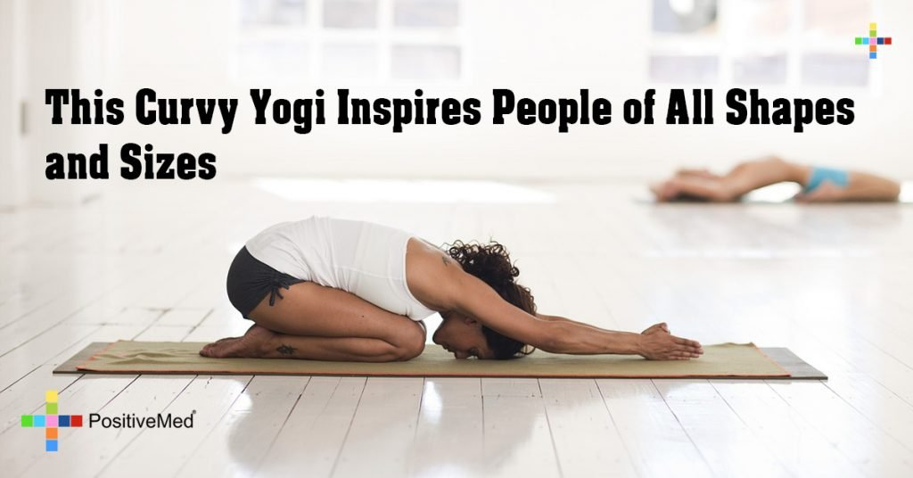 This Curvy Yogi Inspires People of All Shapes and Sizes