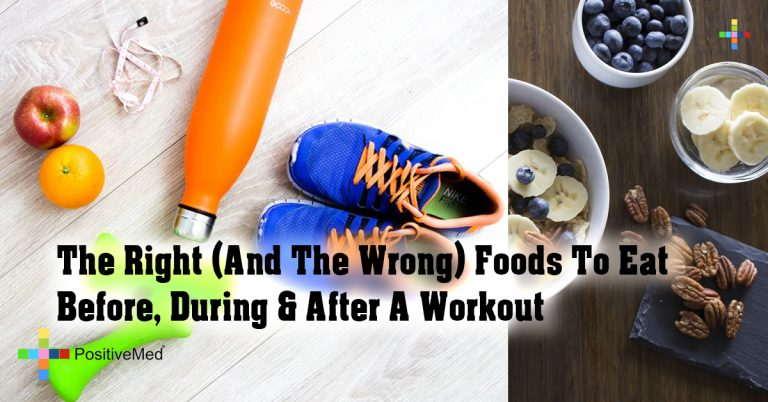 The Right (And The Wrong) Foods To Eat Before, During & After A Workout