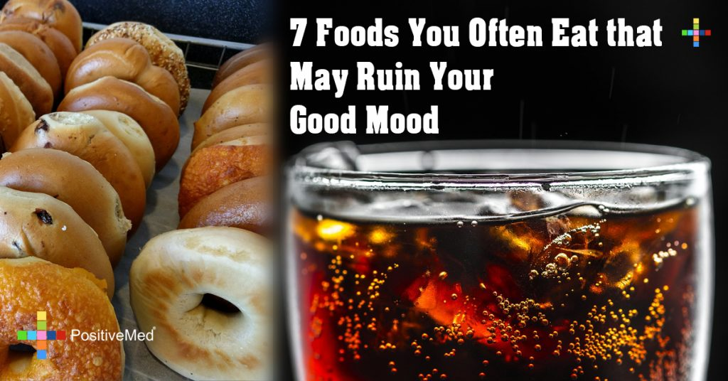 7 Foods You Often Eat that May Ruin Your Good Mood