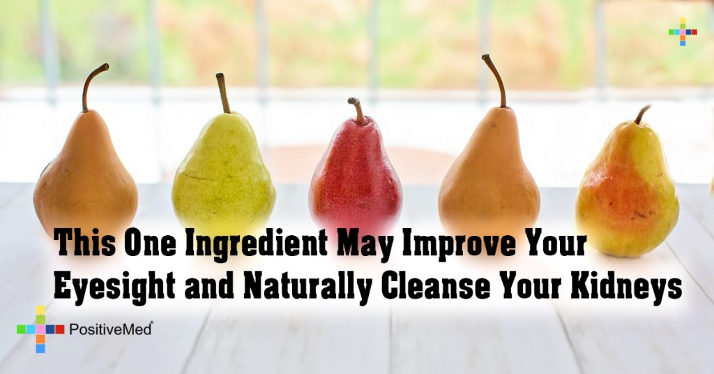 This One Ingredient May Improve Your Eyesight and Naturally Cleanse Your Kidneys