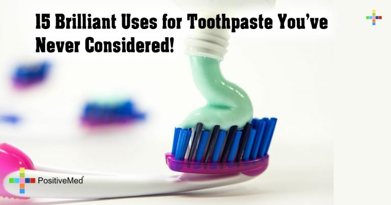 15 Brilliant Uses for Toothpaste You've Never Considered!