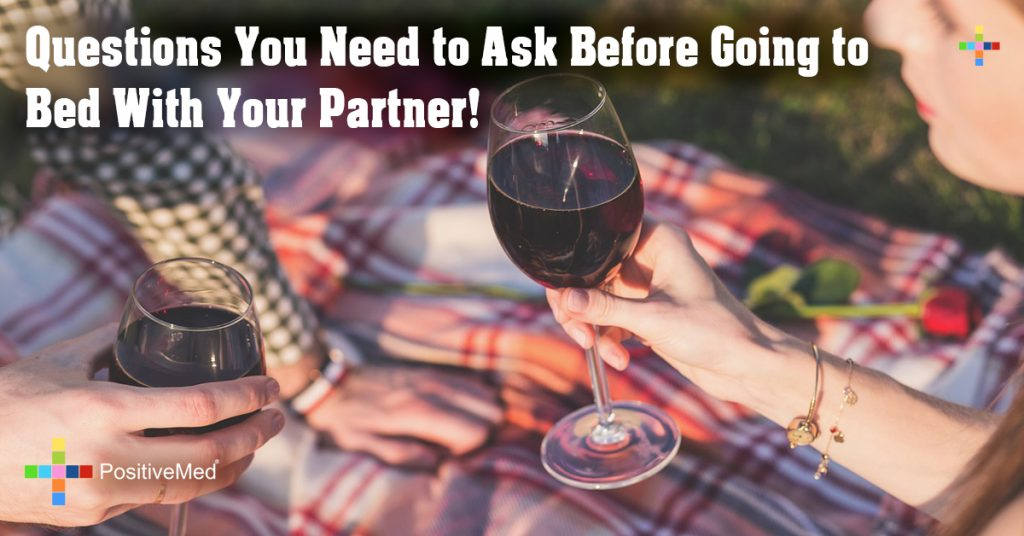 Questions You Need to Ask Before Going to Bed With Your Partner!