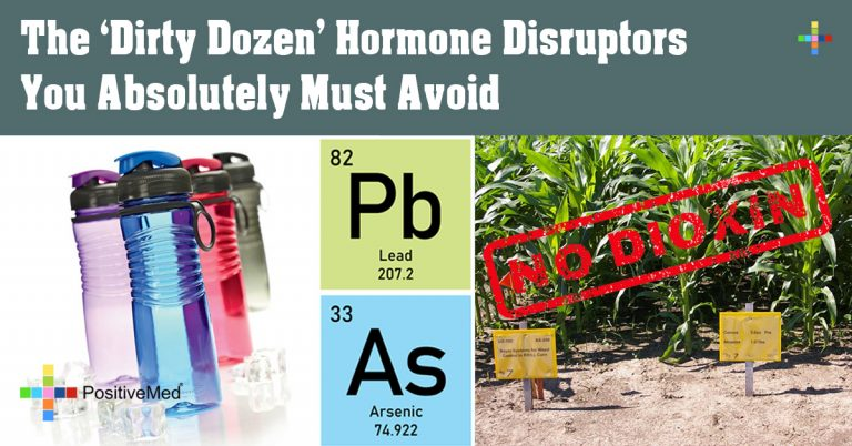 The 'Dirty Dozen' Hormone Disruptors You Absolutely Must Avoid