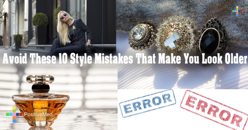 Avoid These 10 Style Mistakes That Make You Look Older
