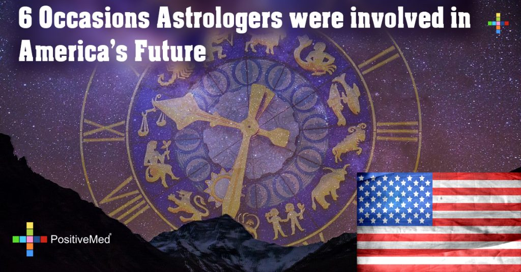 6 Occasions Astrologers were involved in America's Future