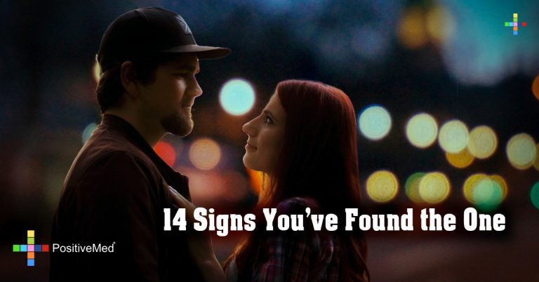 14 Signs You've Found the One