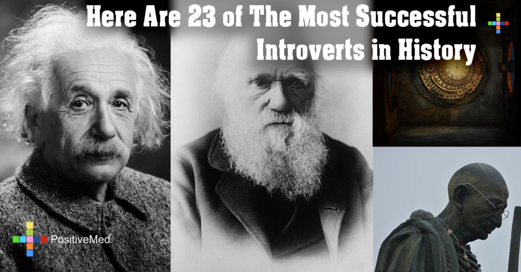Here Are 23 of The Most Successful Introverts in History