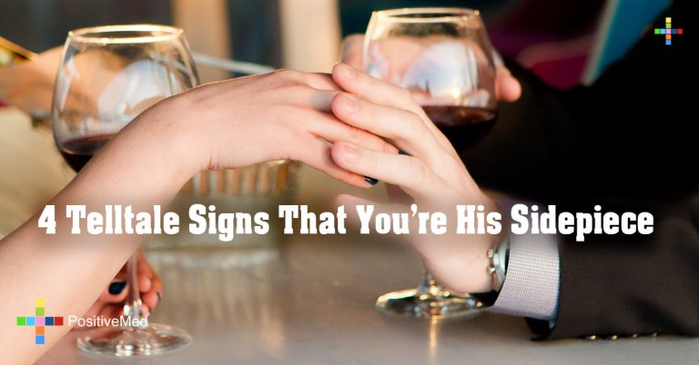 4 Telltale Signs That You're His Sidepiece